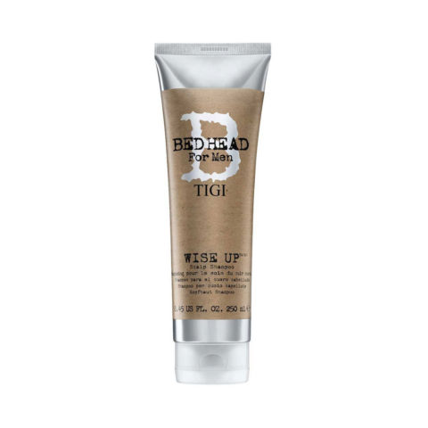 Tigi B for men Wise up Scalp Shampoo Purificante Energizzante 250ml