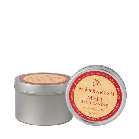 Marrakesh Melt 3 in 1 candle Original scent 177ml.