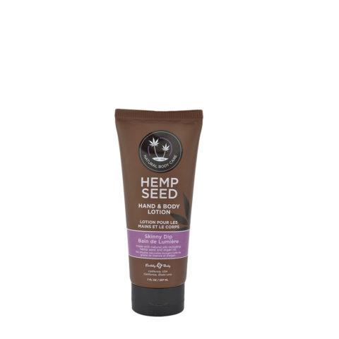 Marrakesh Hemp seed Hand and body lotion Skinny dip 237ml