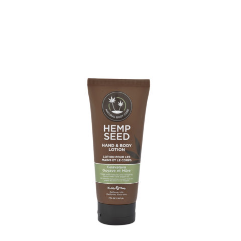 Marrakesh Hemp seed Hand and body lotion Guavalava 237ml