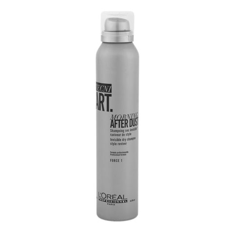 L'Oreal Tecni art Volume Morning after dust Dry shampoo 200ml - Shampoo A Secco