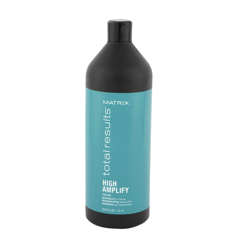 Matrix Total Results High amplify Protein Shampoo 1000ml - shampoo volumizzante