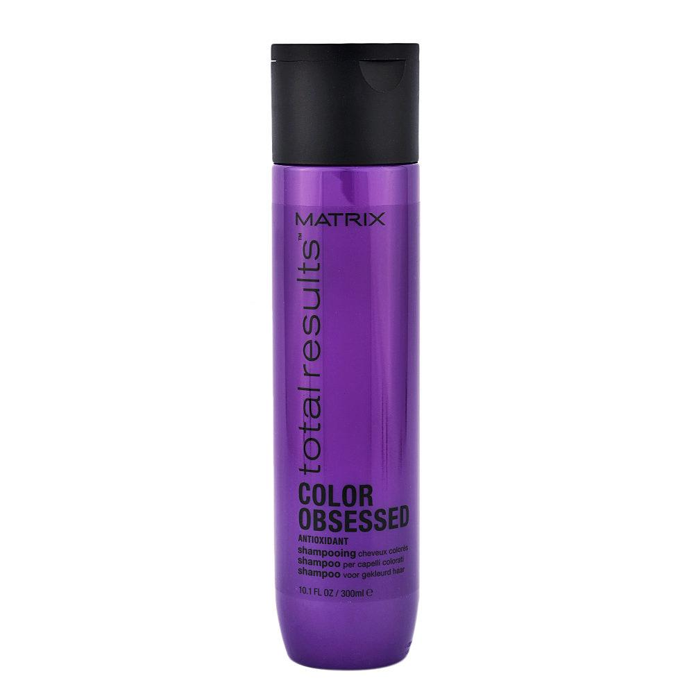 Matrix Total Results Color obsessed Antioxidant Shampoo 300ml - shampoo capelli colorati