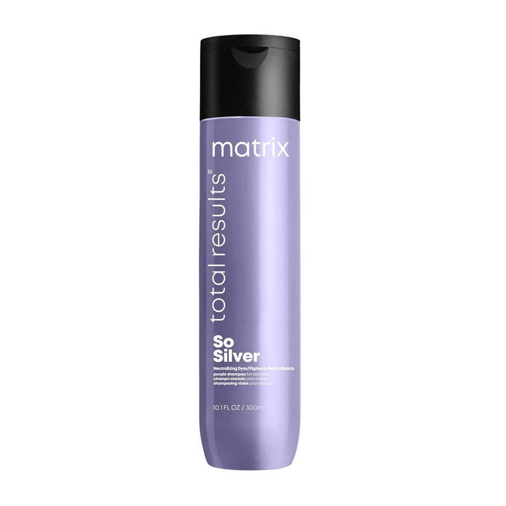 Matrix Total Results Color obsessed So silver shampoo 300ml - shampoo antigiallo