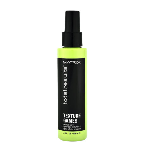 Matrix Total Results Texture games Sea salt spray 145ml