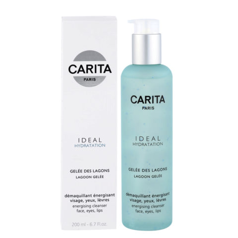 Carita Skincare Ideal hydratation Gelee des lagons 200ml - gel detergente struccante