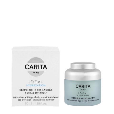 Carita Skincare Ideal hydratation Creme riche des lagons 50ml - crema idratante ricca