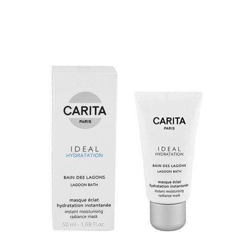 Carita Skincare Ideal hydratation Bain des lagons 50ml - maschera idratante per pelle secca