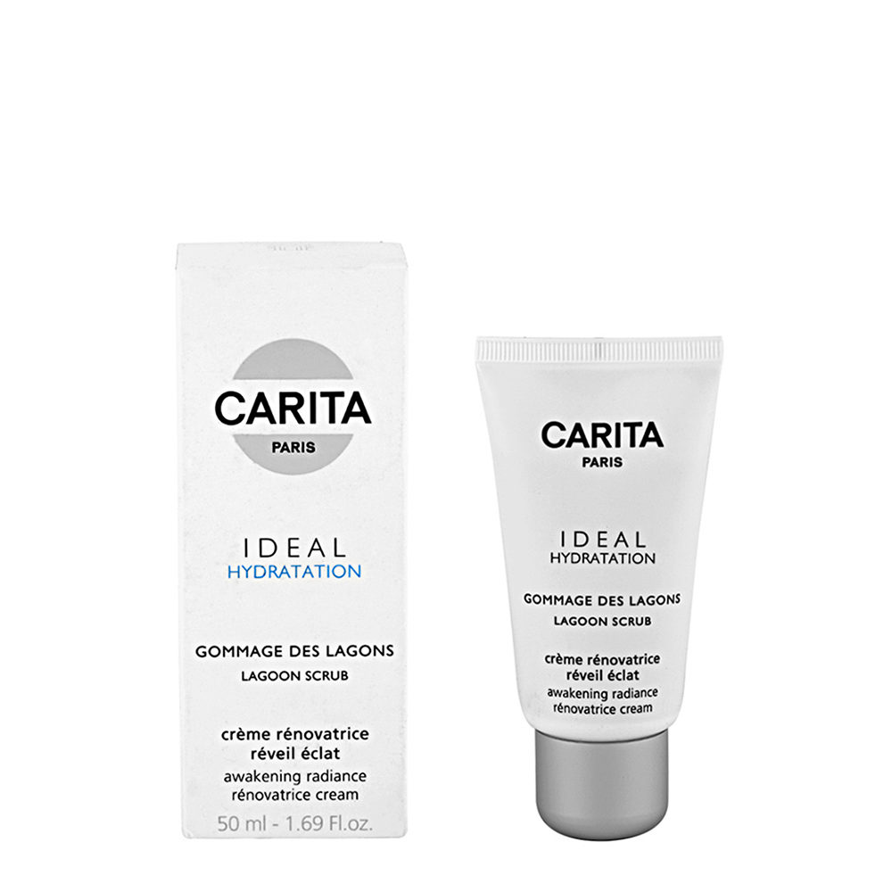 Carita Skincare Ideal hydratation Gommage des lagons 50ml - emulsione esfoliante
