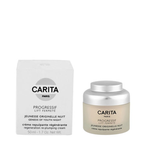Carita Skincare Progressif Lift fermeté jeunesse originelle nuit 50ml - crema anti età ringiovanente