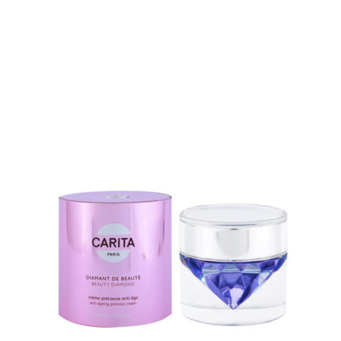 Carita Skincare Soin d'exception Diamant de beauté Creme Precieuse anti-age 50ml - crema antietà antirughe