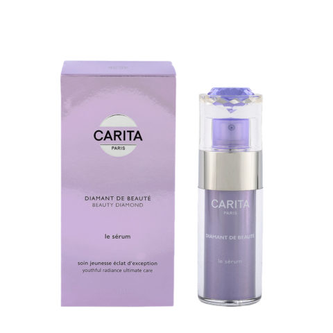 Carita Skincare Soin d'exception Diamant de beauté Le serum 30ml - siero antietà antirughe