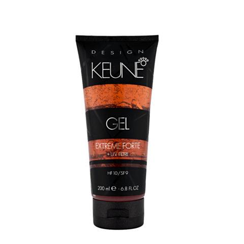 Keune Design Essential styling Extreme forte Gel 200ml