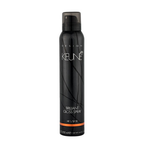 Keune Design Styling gloss Brilliant gloss spray 200ml