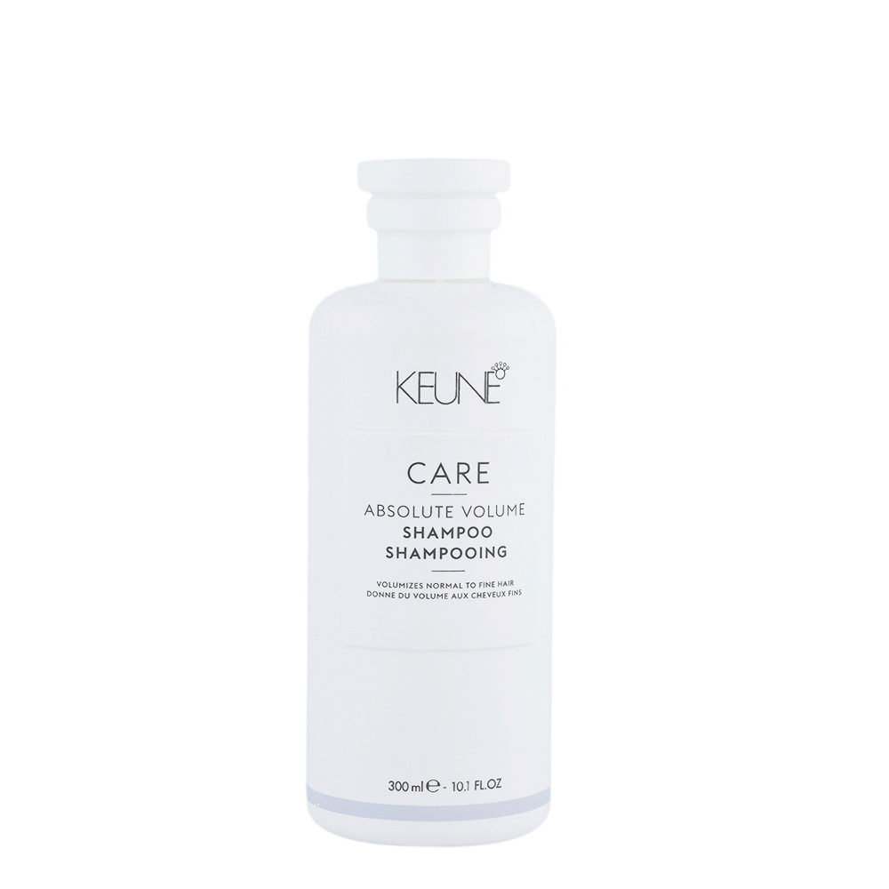 Keune Care line Absolute volume Shampoo 300ml - Shampoo Volumizzante Per Capelli Fini