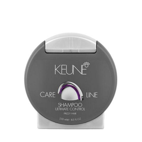 Keune Care line Ultimate control Shampoo 250ml