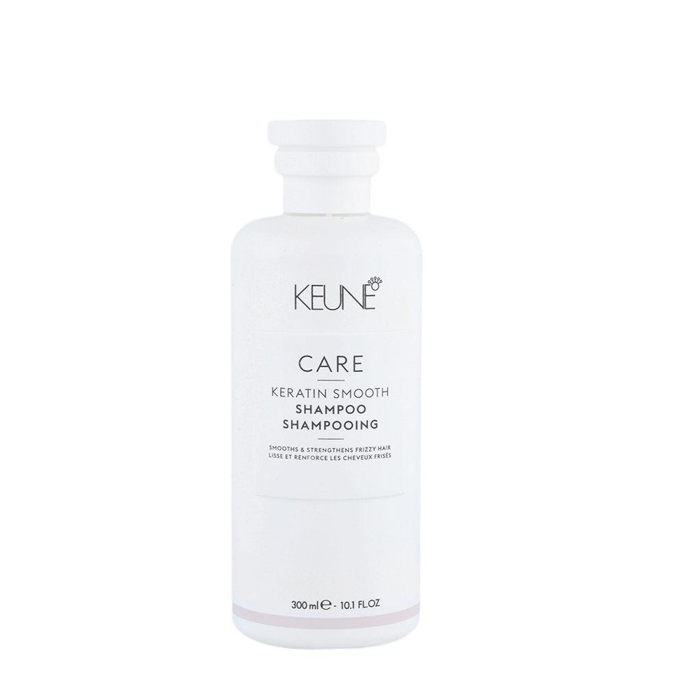 Keune Care line Keratin smooth Shampoo 300ml - Shampoo Anticrespo Alla Cheratina