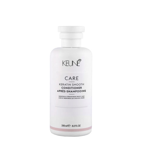 Keune Care line Keratin smooth Conditioner 250ml - Balsamo Anticrespo Alla Cheratina
