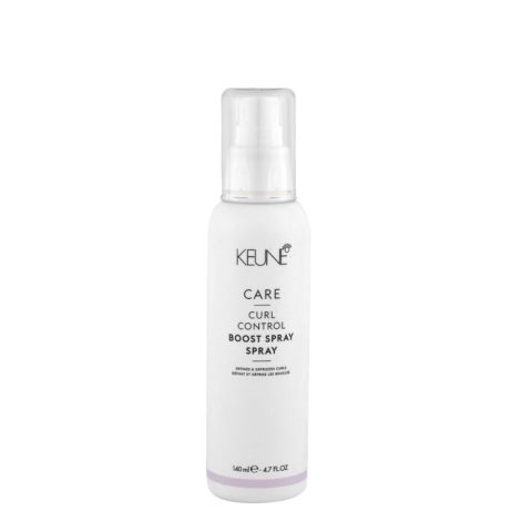 Keune Care line Curl Control Boost Spray 140ml - Spray Anticrespo Per Capelli Ricci