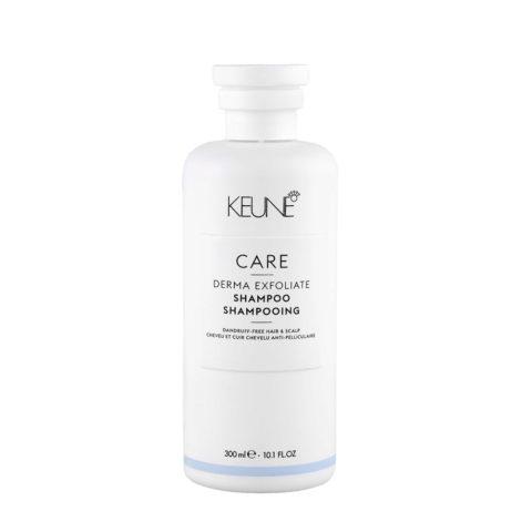 Keune Care line Derma Exfoliate Shampoo 300ml - shampoo esfoliante antiforfora