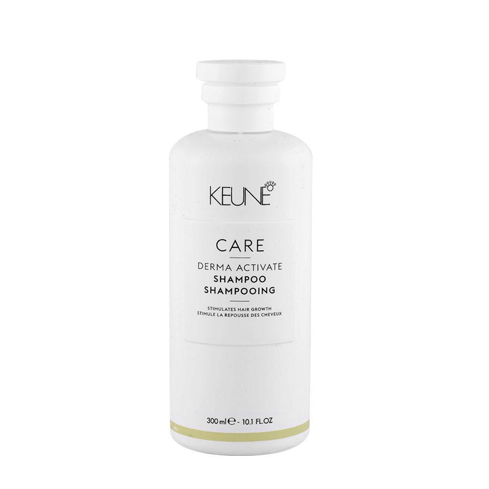 Keune Care line Derma Activate shampoo 300ml - Shampoo Energizzante Anticaduta