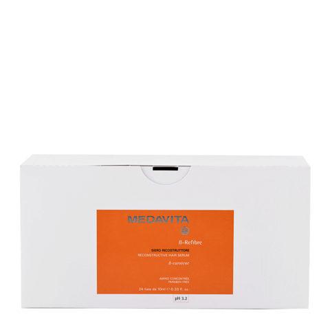 Medavita Lunghezze Beta-Refibre Siero ricostruttore pH 3.2  24x10ml