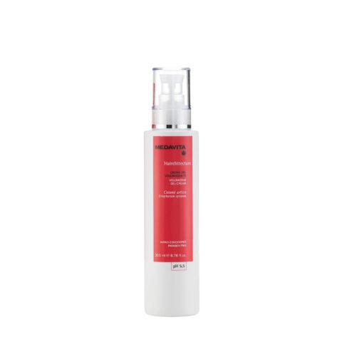Medavita Lunghezze Hairchitecture Crema gel volumizzante pH 5.5  200ml