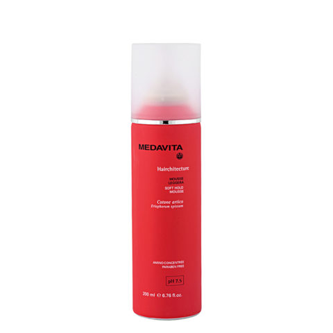 Medavita Lunghezze Hairchitecture Mousse leggera pH 7.5  200ml
