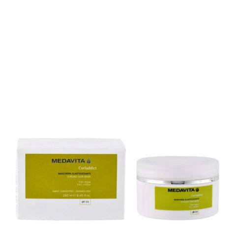 Medavita Lunghezze Curladdict Maschera elasticizzante pH 3.5  250ml