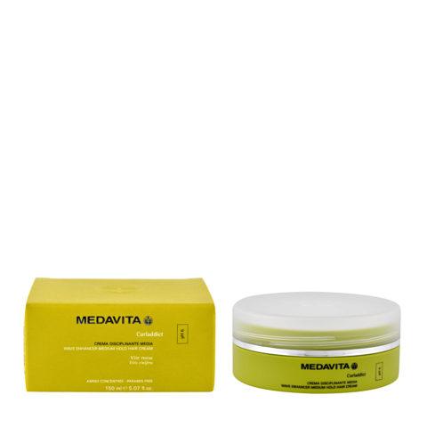 Medavita Lunghezze Curladdict Crema disciplinante media pH 6  150ml
