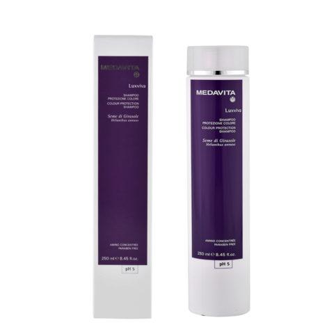 Medavita Lunghezze Luxviva Shampoo protezione colore pH 5  250ml