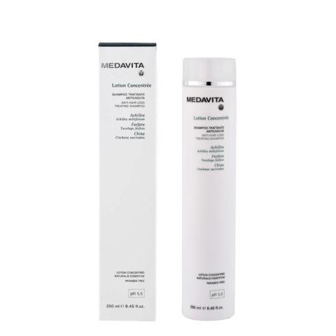 Medavita Cute Lotion concentree Shampoo trattante anticaduta pH 5.5  250ml