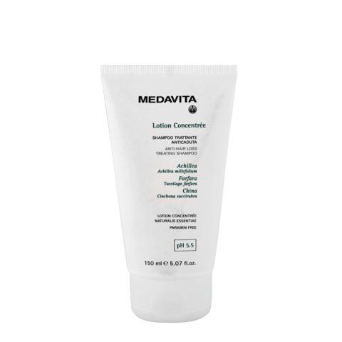 Medavita Cute Lotion concentree Shampoo trattante anticaduta pH 5.5  150ml