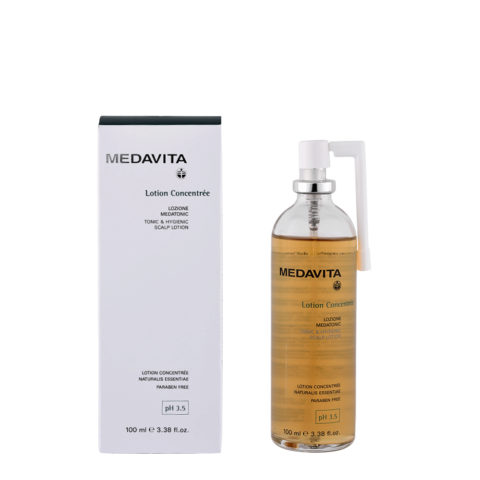Medavita Cute Lotion concentree Lozione medatonic pH 3.5  100ml