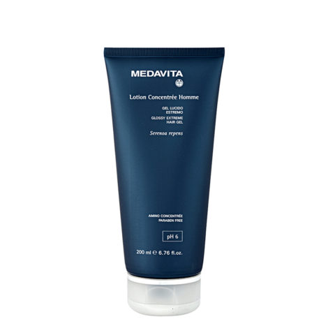 Medavita Cute Lotion concentree homme Gel lucido estremo pH 6  200ml