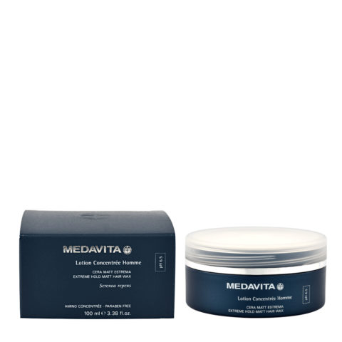Medavita Cute Lotion concentree homme Cera matt estrema pH 6.5  100ml