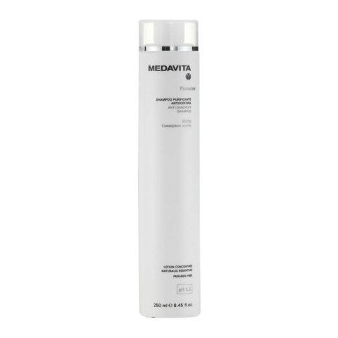 Medavita Cute Puroxine Shampoo purificante antiforfora pH 5.5  250ml