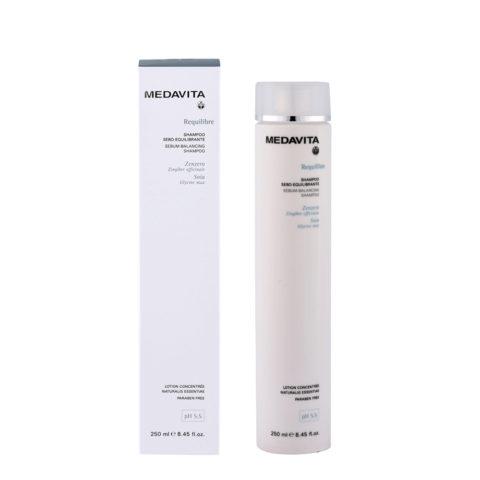 Medavita Cute Requilibre Shampoo sebo-equilibrante pH 5.5  250ml