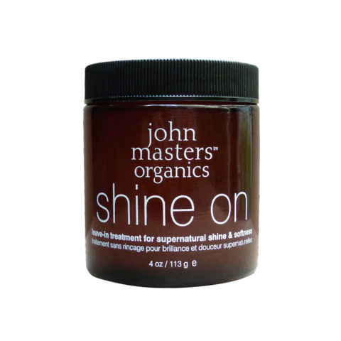 John Masters Organics Finish and styling Shine on 113gr - pasta lucidante