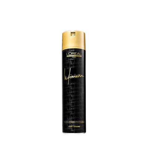 L'Oreal Hairspray Infinium Strong 300ml - lacca tenuta forte