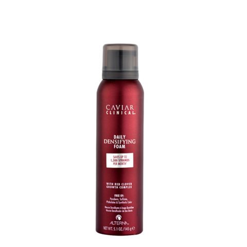 Alterna Caviar clinical Daily densifying foam 145gr - schiuma ridensificante