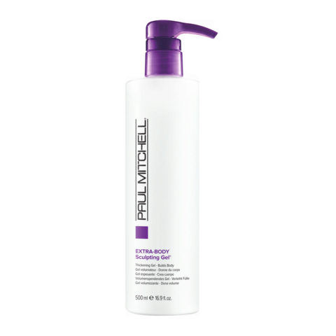 Paul Mitchell Extra body Sculpting gel 500ml - gel volumizzante