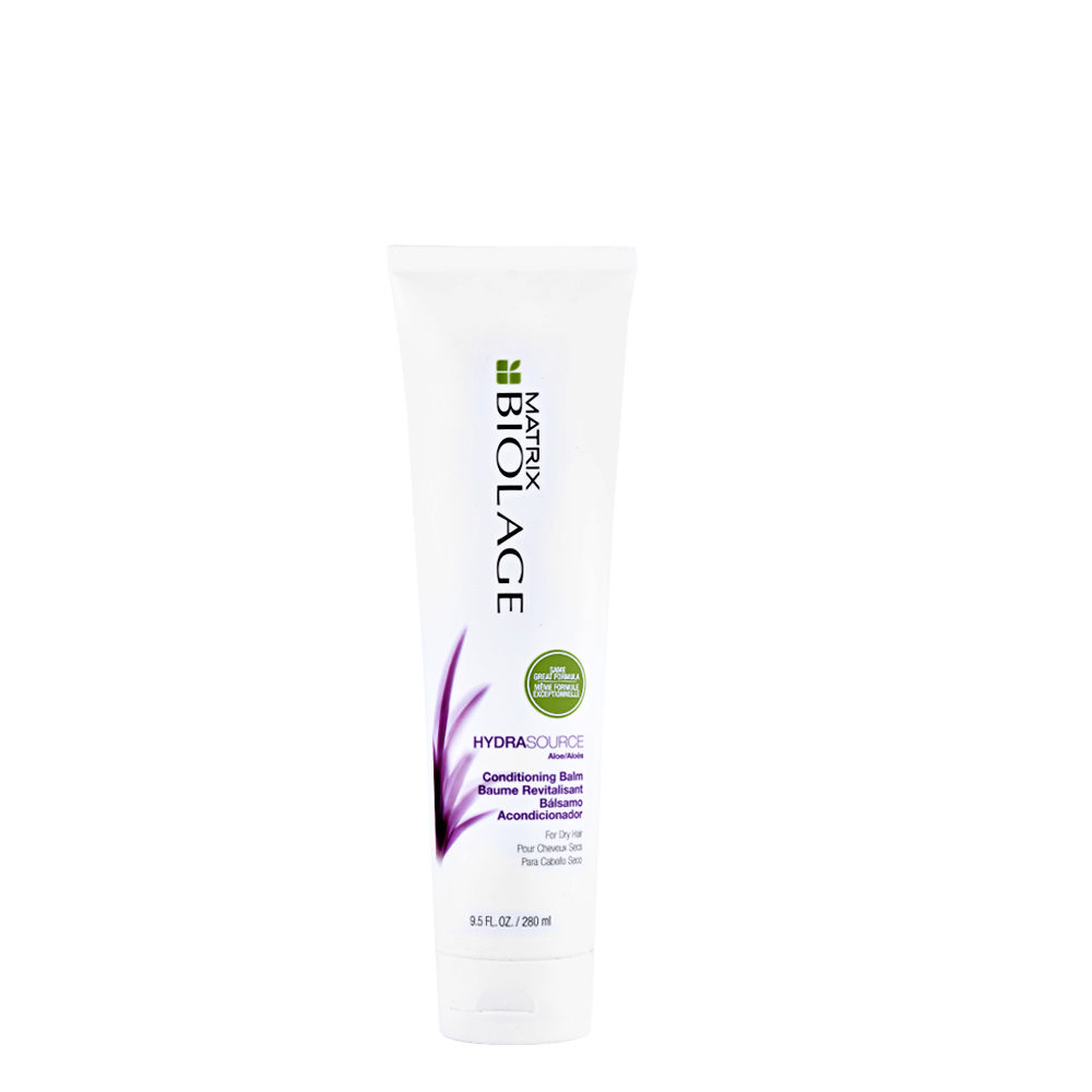 Biolage Hydrasource Conditioning balm 280ml - balsamo idratante capelli secchi