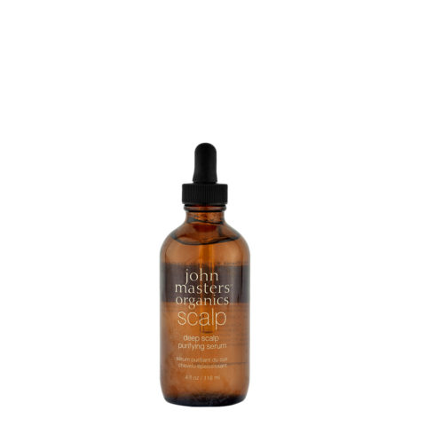 John Masters Organics Haircare Deep Scalp Purifying Serum 118ml