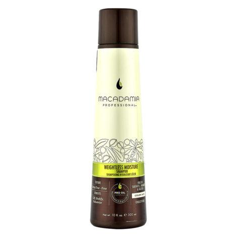 Macadamia Weightless moisture Shampoo 300ml - shampoo idratante leggero
