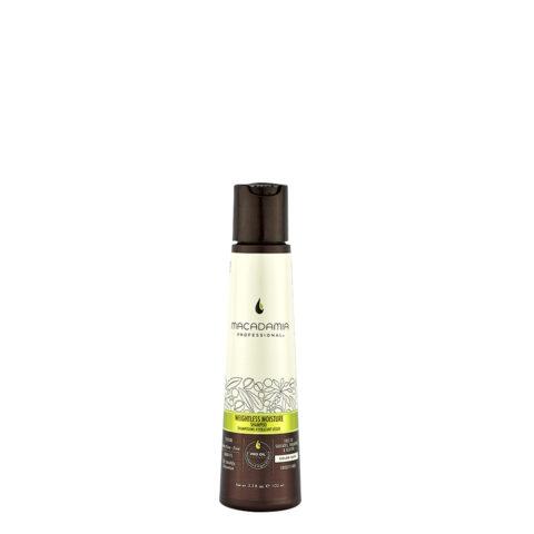 Macadamia Weightless moisture Shampoo 100ml - shampoo idratante leggero