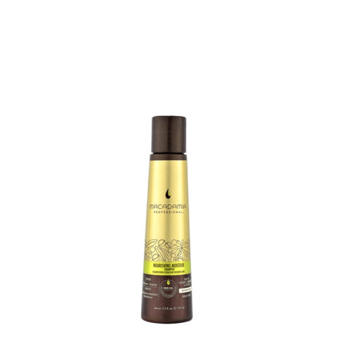Macadamia Nourishing moisture Shampoo 100ml  - shampoo idratante e nutriente