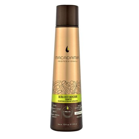 Macadamia Ultra rich moisture Shampoo 300ml - shampoo idratante ultra ricco