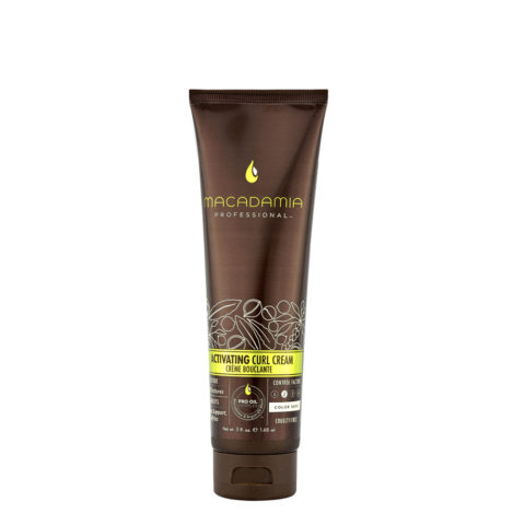 Macadamia Style Activating curl cream 148ml - crema attiva ricci