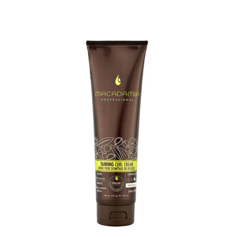 Macadamia Style Taming curl cream 148ml - crema di definizione per ricci ribelli